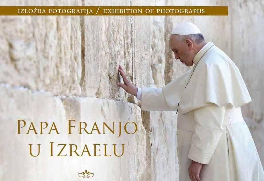 Papa u Izraelu
