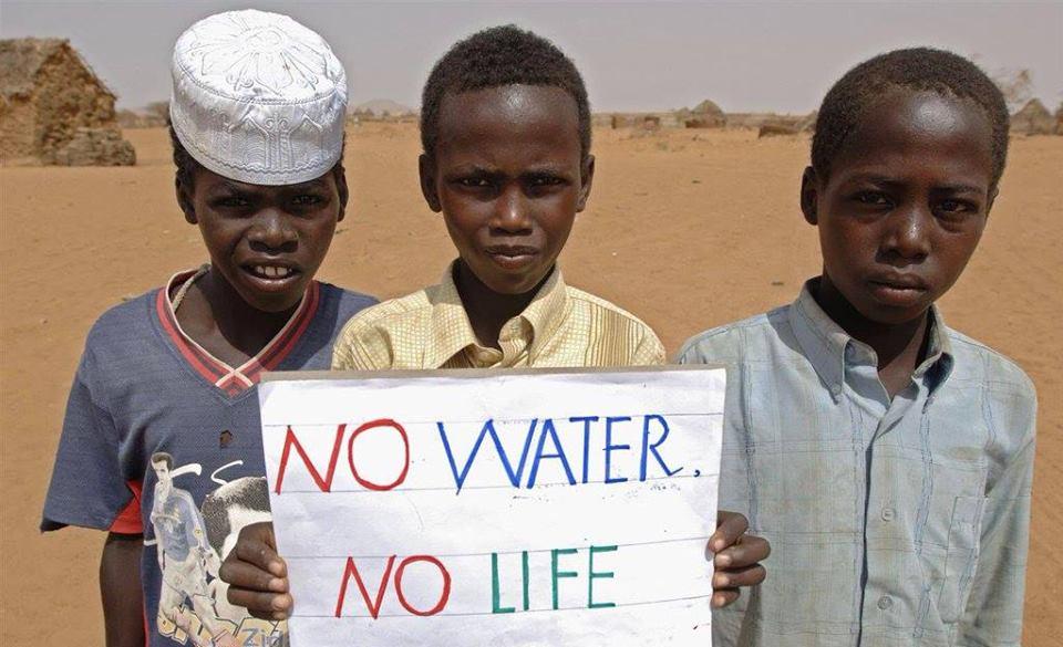 No water_No life