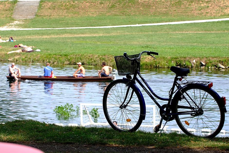 Biciklom u prirodu
