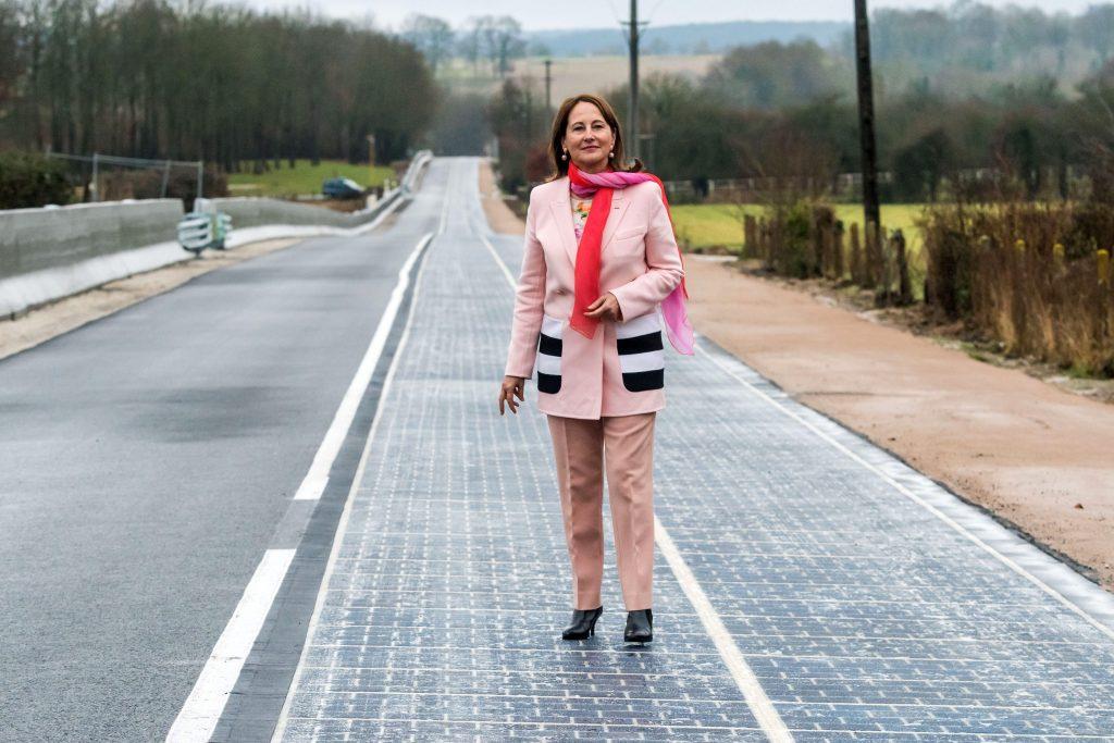 Solarna cesta