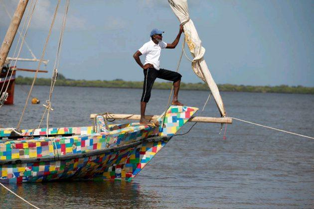 THE FLIPFLOPI BOAT FROM KENYA