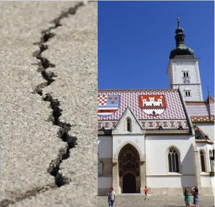 Povijest Potresa U Zagrebu 1880 2020 Panopticum