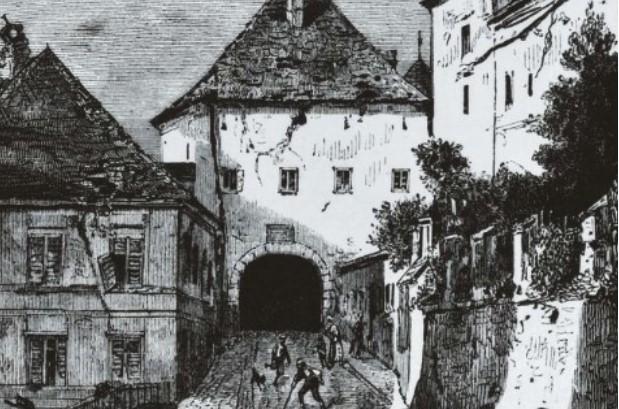 VELIKI ZAGREBAČKI POTRES 1880. GODINE