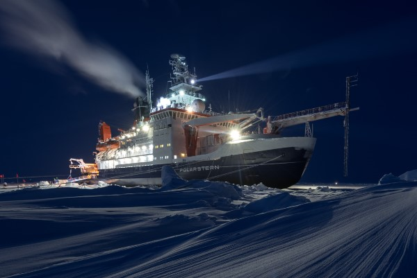 THE LARGEST POLAR EXPEDITION IN HISTORY