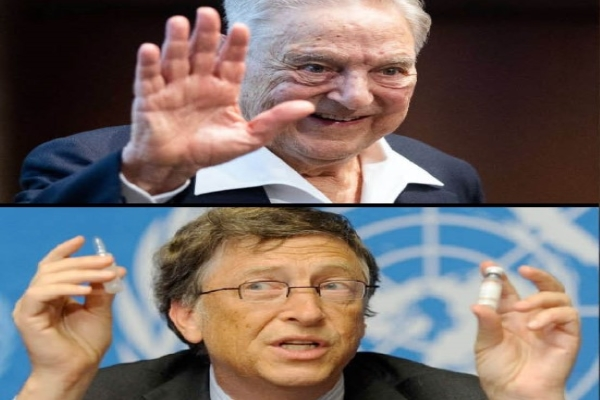HOW SOROS AND GATES INVESTS IN EU & UN