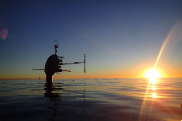 FLIP – HISTORIC OCEANOGRAPHIC WATERWORLD